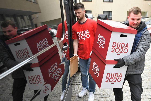 Wybory prezydenckie 2020. Andrzej Duda zebrało ponad 2 mln podpisów