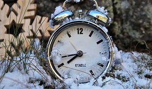 Zmiana czasu na zimowy 2019