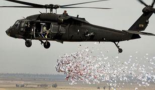 USA już wielokrotnie stosowało ulotki w czasie działań wojennych