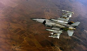 Strefa 51 to baza Sił Powietrznych Stanów Zjednoczonych