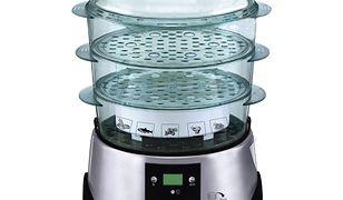 Parowar MPM CJ-916 - urządzenie do przyrządzania potraw bez użycia tłuszczu