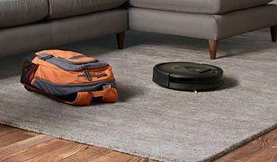 Nowy robot sprzątający iRobot Roomba 980 z mnóstwem inteligentnych czujników