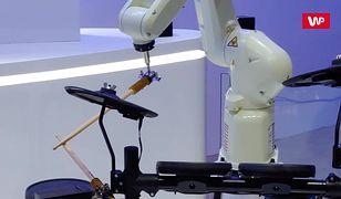 MWC 2019. Roboty grające na instrumentach