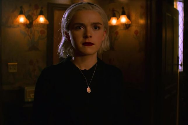 "Drugi sezon ""Chilling Adventures of Sabrina"""