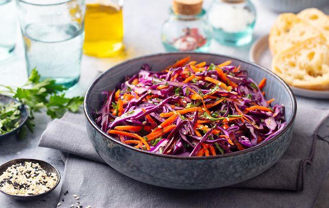 Surówki warzywne to doskonałe źródło składników odżywczych