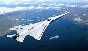 NASA rozpoczyna montaż supersonicznego X-59. To będzie następca Concorde'ów