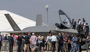F-35 w Kielcach. Na targach MSPO 2019 pokazany będzie pełnowymiarowy model samolotu