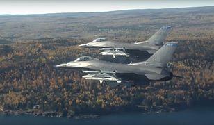 USA oddadzą Bułgarii dwa używane myśliwce F-16. Posłużą jako naziemna pomoc szkoleniowa
