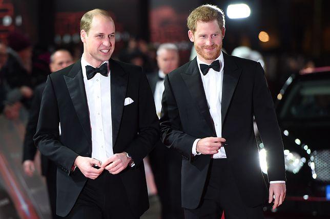 Książęcy duet zawsze może na siebie liczyć