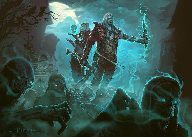 """W """"Diablo III"""" pojawia się nowa postać - Nekromanta. Testujemy, jak radzi sobie w boju"""