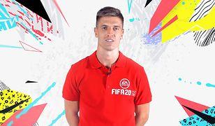 FIFA 20 z polskim ambasadorem. Jest nim Krzysztof Piątek