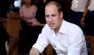 Dlaczego w TVP nie podpisują księcia jako William? Odpowiedź jest prosta