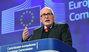 """W ocenie """"Timesa"""", Bruksela nie powinna """"wymachiwać szabelką"""""""