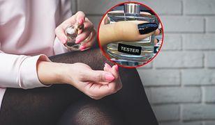 W Internecie można kupić testery perfum, które są kilka razy tańsze niż ich pełnowartościowe wersje.