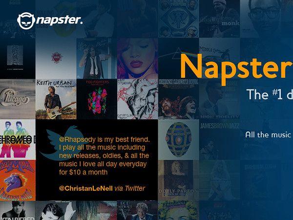 3. Napster