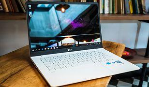 Ultrabooki to lekkie i wydajne laptopy