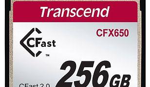 Transcend: karta pamięci za 3000 zł