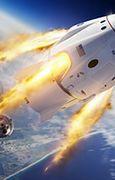 Po dwóch nieudanych próbach, Elon Musk może świętować udany start statku Starhopper
