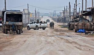 Syria prawie zestrzeliła samolot pasażerski. Awaryjne lądowanie