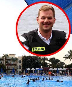 Egipt. Polski policjant bohaterem. Uratował topiącą się 5-latkę