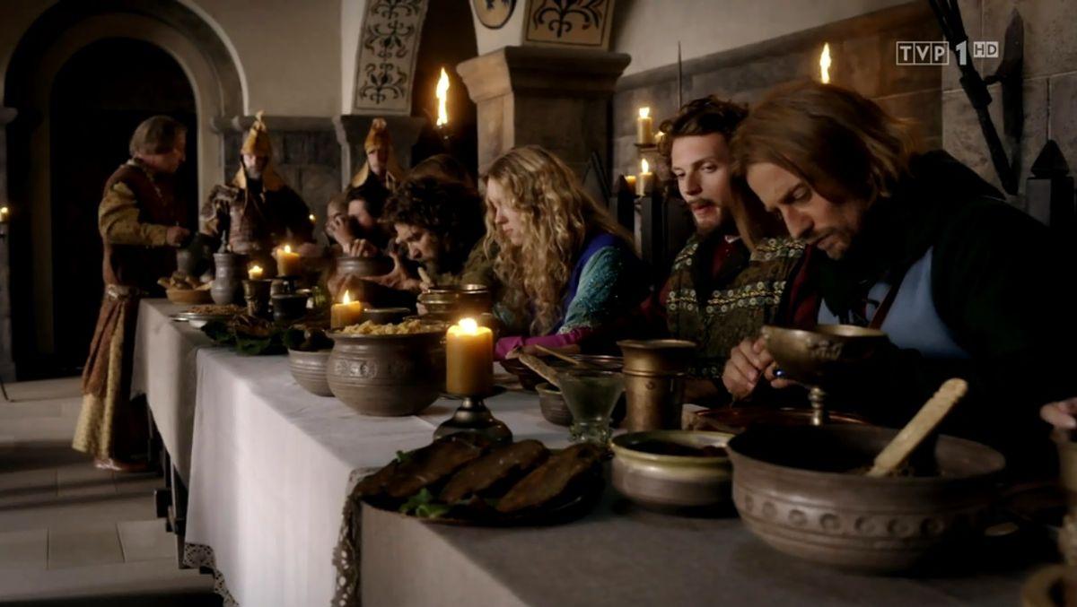 Tak pościli w średniowieczu. Królewska kuchnia na Wawelu