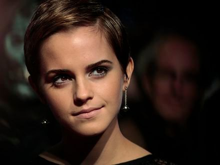 Emma Watson jeździ metrem