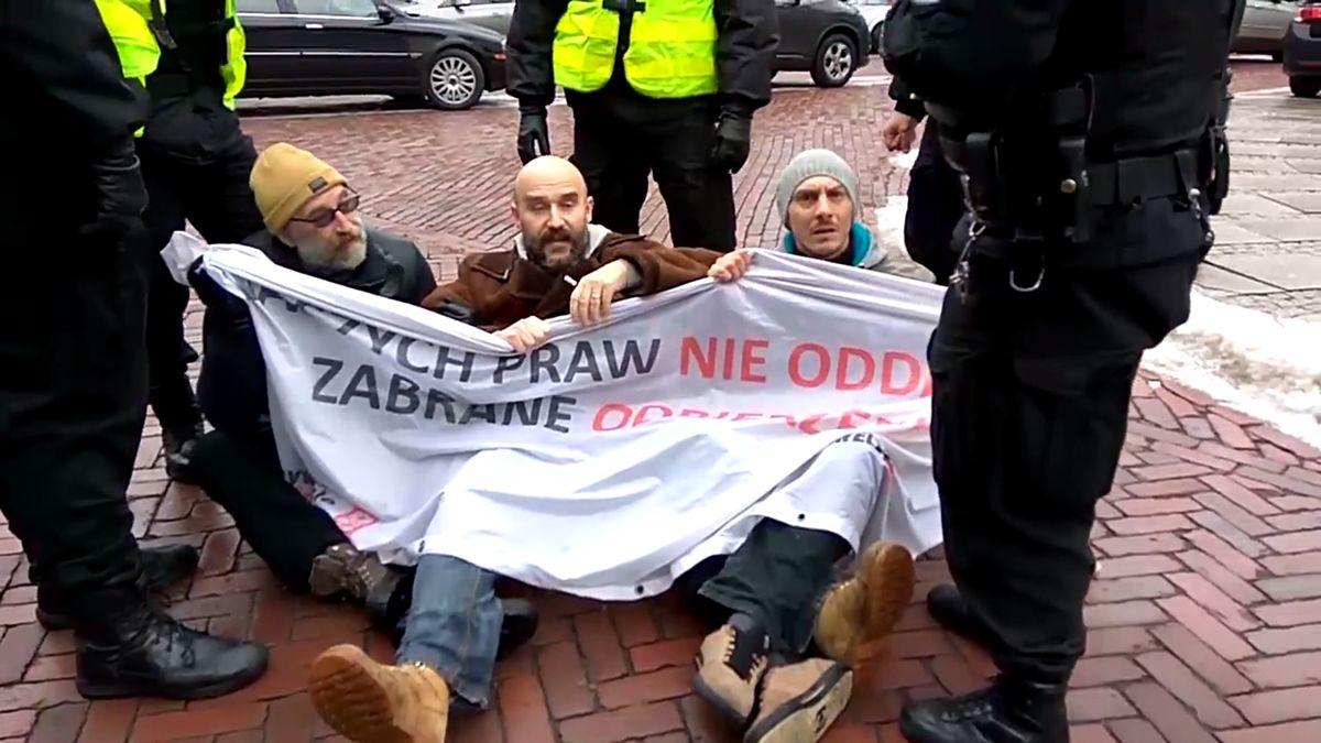 """""""Przetrącono kark trójpodziałowi władzy"""". KOD i Obywatele RP zaprotestują w obronie sądów"""