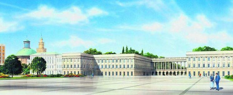 Czy warszawiacy chcą odbudowy Pałacu Saskiego?