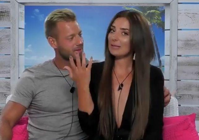 """""""Love Island"""": Marietta i Franek tworzyli parę w programie"""