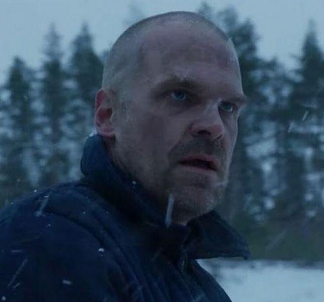 "Hopper powraca w 4. sezonie ""Stranger Things"""