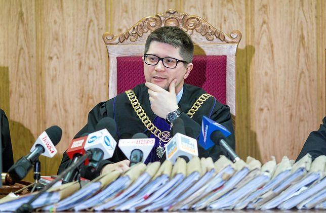"""W Sejmie zajmą się śledzeniem sędziego Łączewskiego. """"Zbadamy sprawę"""""""