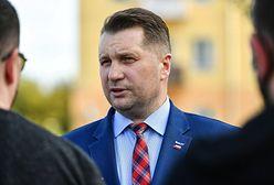 Przemysław Czarnek z koronawirusem. Jest reakcja premiera i prośba do prezydenta