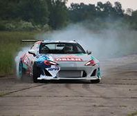Toyota GT86 Drift Projekt Kuby Przygońskiego