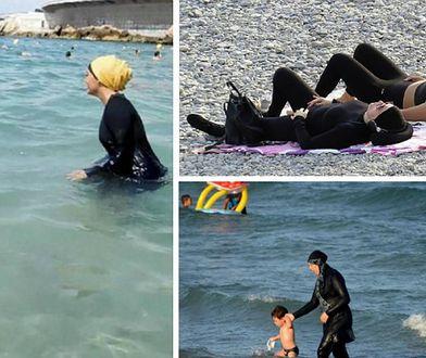 Burkini wraca na francuskie plaże