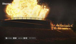 Pożar w rafinerii w Czechowicach-Dziedzicach