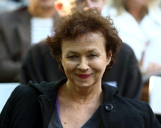 TVN w jednym z reportaży przypisywał Joannie Szczepkowskiej homofobiczne wypowiedzi