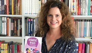 Agnieszka Witkowicz-Matolicz przekonuje, że rak nie jest końcem świata