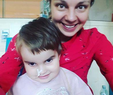 Marta z córką