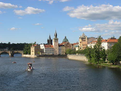 Praga. Jedno z najpiękniejszych miast
