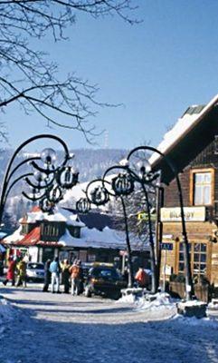 Na Podhalu dobre warunki narciarskie