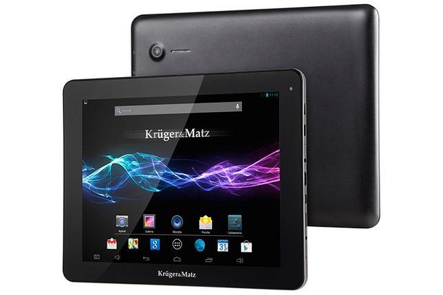 CES 2014: Nowy tablet Kruger&Matz KM0974