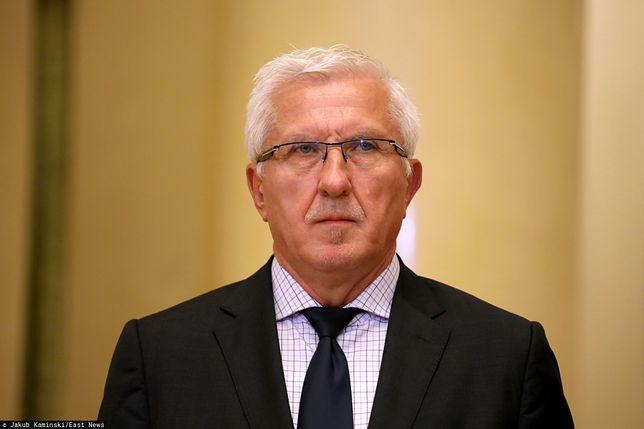 """Wadim Tyszkiewicz o zwolennikach polexitu. """"Gdzie jest granica głupoty?"""""""