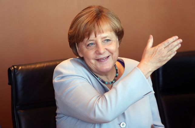 Merkel powiększa przewagę nad Schulzem. Niemcy wolą zaufać prawicy