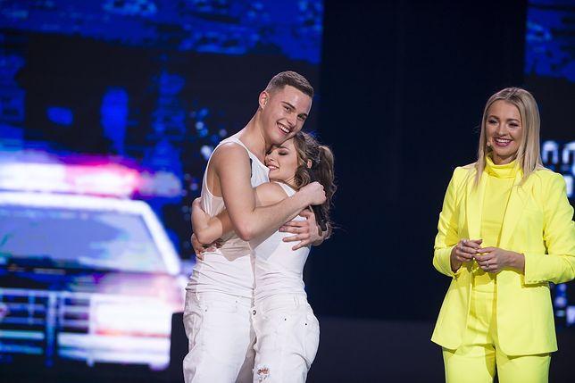Wiktoria Gąsiewska i Adam Zdrójkowski podjęli taneczne wyzwanie