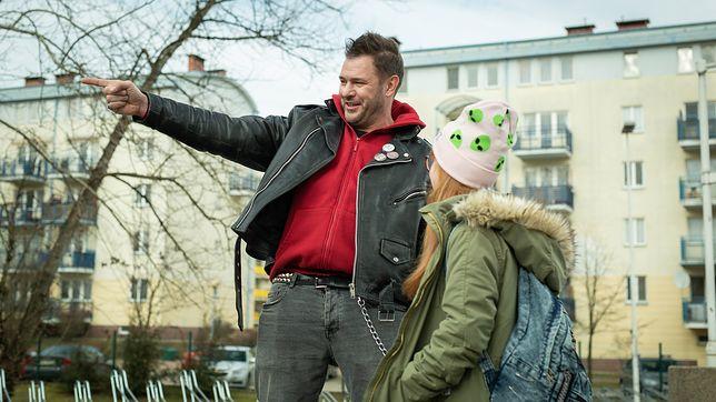 """Tomasz Karolak w głównej roli w serialu """"39 i pół tygodnia"""""""