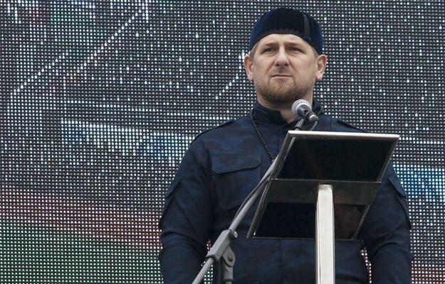 Ramzan Kadyrow wziął w obronę domniemanego zabójcę Borysa Niemcowa