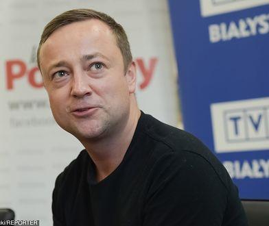 Czesław Mozil poparł strajk nauczycieli