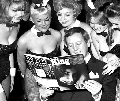 Paul Raymond. Król skandali i pornografii