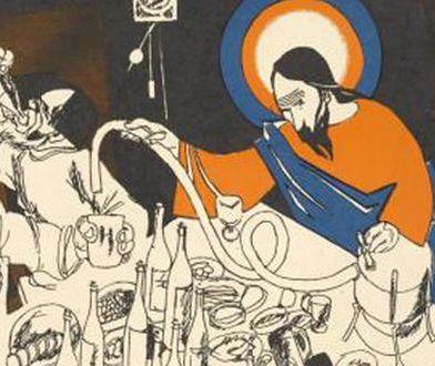 Tak bolszewicy kpili z religii