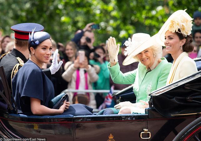 Meghan Markle i Kate Middleton są ze sobą skonfliktowane